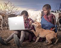 THE MAASAI & TECHNOLOGY