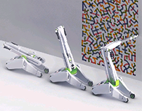 Printoretto robotic printer