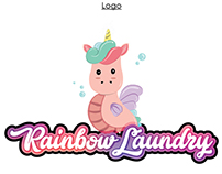 Rainbow Laundry Seacorn