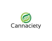 Cannaciety Company Logo Design