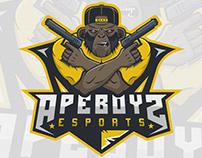 ApeBoyz mascot