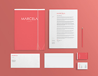 Corporate Identity for Marcela Tekstil