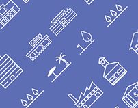 PlaceIQ icons