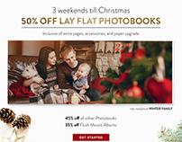 Christmas Sale EDM, Newsletter