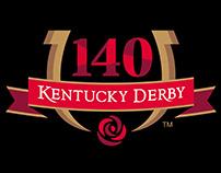 Kentucky Derby 140 Event Brand