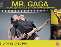 Mr. Gaga: A Film about Israel's Batsheva Dance Company