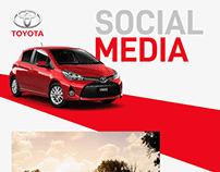 Social Media | Toyota