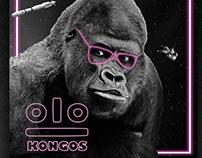 Kongos Poster - Bacardí