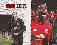 Champions League GAMEDAY: MU vs PSG