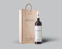 Packaging Vino Soneto