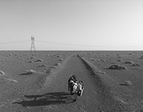 The Loneliest Road Through Iran