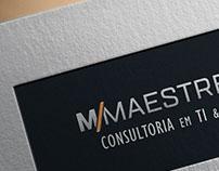 Márcio Maestrello | Consultoria - Identidade Visual