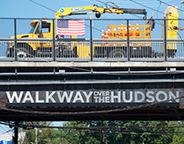 Walkway Over the Hudson Trestle Sign
