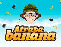 Rediseño juego, Atrapa Banana.
