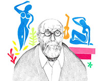 Henri Matisse is undecided