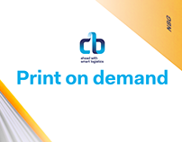 CB 'Print on Demand' Handout