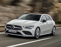 Mercedes-Benz A-Class Facelift 2022