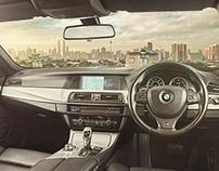 Car Interior Campaign