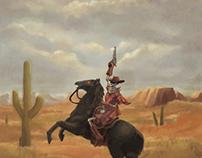 Western Album Design