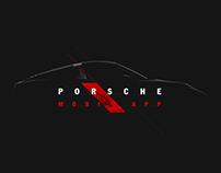 Porsche Mobil App