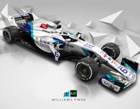 Re:imagined - Williams FW08 Livery