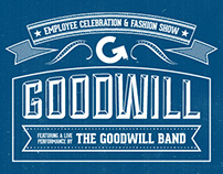 SF Goodwill | Poster and Flyer - Employee Celebration