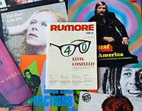 Rumore Magazine Restyling