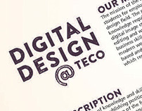 TECO Digital Design Flyer