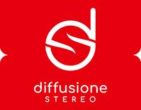 Diffusione Stereo Logo e Branding