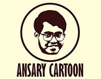 Illustration Portraits by ANSARY CARTOON