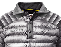 The 'POLO DUVET LA MARTINA for MASERATI'