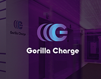 GorillaCharge Logo Design