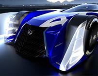 Lexus Deus Ex Racing