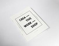 Creative Workshop: Live Project Booklet