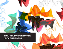 Stanislav Krasowski 3D design