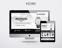 Интернет-магазин стильных вещей