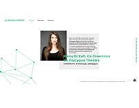 Webdesign / Désirothèque