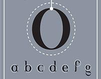 Custom Font Poster- Wingardium