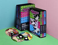 DVD Powerpuff Girls - A Série Completa // SRB