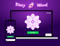 Candy Diary Wheel