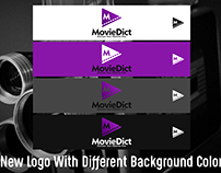 MovieDict Logo New Design Proposal