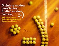 Itaú - Santos Brasil Open