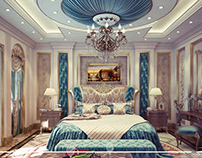 Classic Master-bedroom