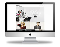 Mexx Corporate Website (Worldwide)