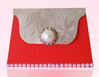 DIY Easy Paper Craft : DIY Paper Clutch Bag Tutorial
