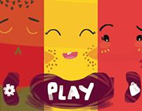 Jelly-Fruit/Game art