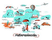 Diseños oficinas Metamediación