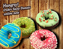 Dunkin Donuts india Ecommerce store