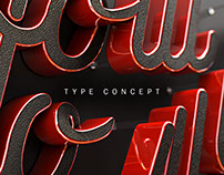 3D TYPE CONCEPT | FREE DOWNLOAD