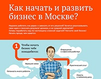 How to start and develop business in Moscow